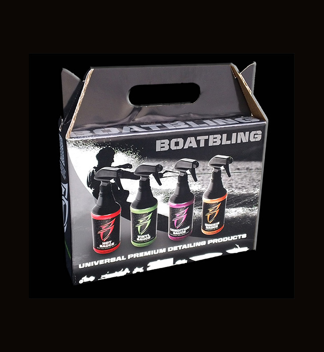 Boat Bling Mini 4 Pack