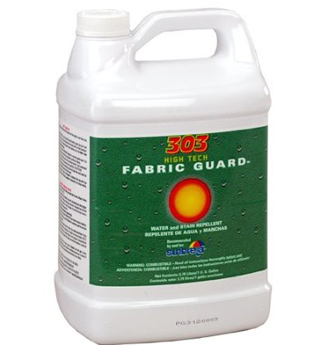 303 Fabric Guard (128oz - 1 Gal)