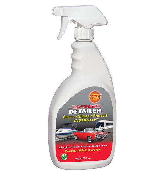 303 Speed Detailer (32oz - 1 Qt)